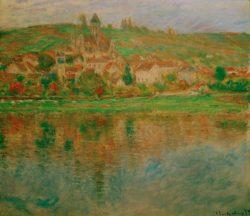 "Claude Monet ""Vetheuil"" 92 x 81 cm"