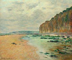 "Claude Monet ""Varengeville  Ebbe"" 70 x 60 cm"