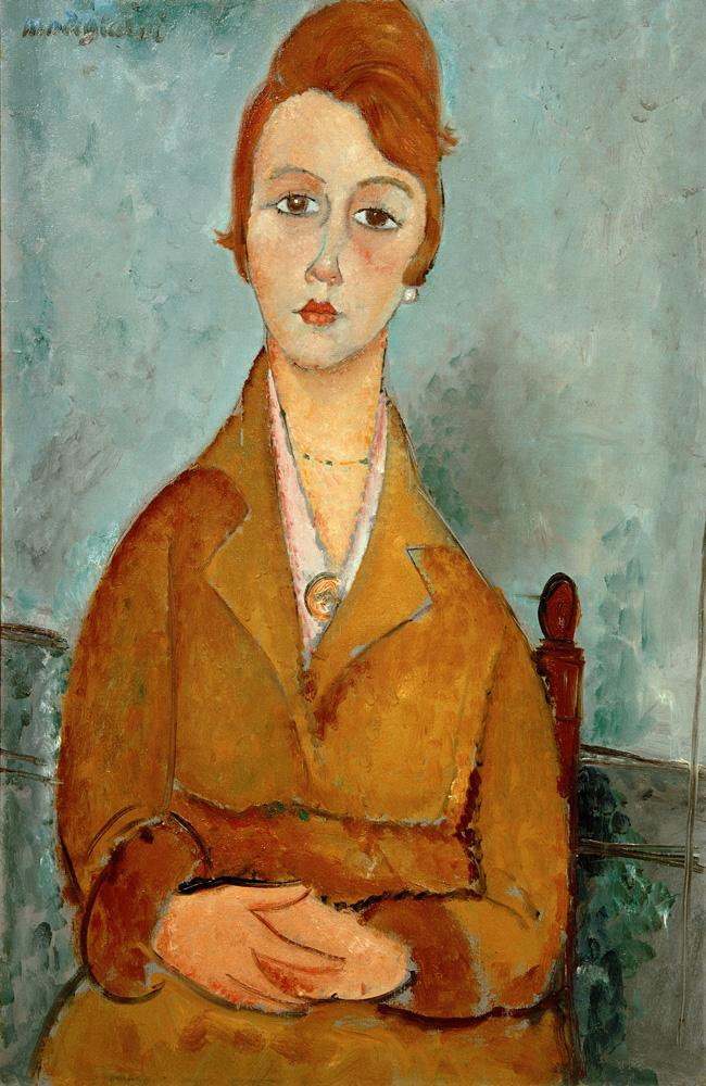 """Amedeo Modigliani """"Die junge Lolotte"""" 92 x 60""""cm"""