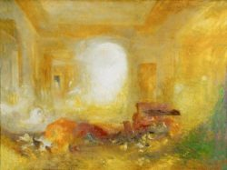 "William Turner ""Interieur in Petworth"" 91 x 122 cm"