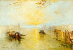 "William Turner ""San Benedetto"" 62 x 92 cm"