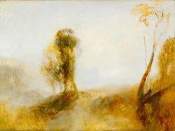 """William Turner """"Sunrise"""" 91 x 122 cm"""