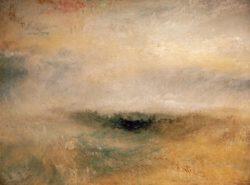 "William Turner ""Seestück mit aufkommendem Sturm"" 92 x 122 cm"