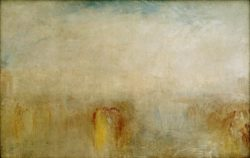 "William Turner ""Venetianisches Fest"" 72 x 113 cm"