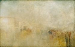 "William Turner ""Venedig, Riva degli Schiavoni"" 72 x 113 cm"