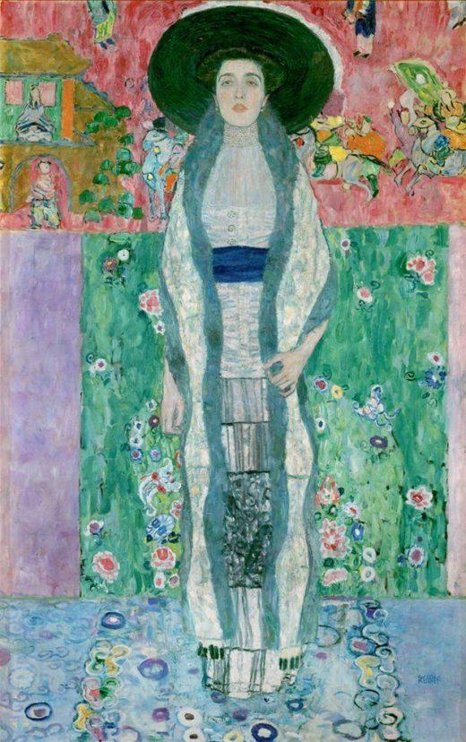 """Gustav Klimt """"Bildnis Adele Bloch-Bauer II"""" 120 x 190 cm 1"""