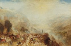 "William Turner ""Heidelberg"" 132 x 201 cm"