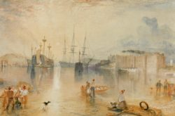 "William Turner ""Upnor Castle"" 29 x 44 cm"