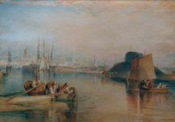 "William Turner ""Aldborough, Suffolk"" 28 x 40 cm"