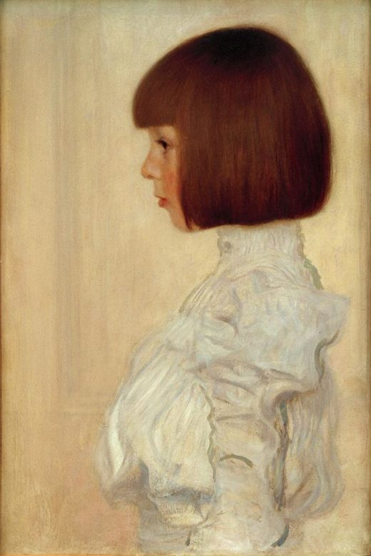 "Gustav Klimt ""Helene Klimt"" 40 x 60 cm 1"