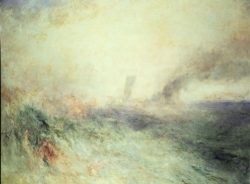 "William Turner ""Seascape, Folkestone"" 88 x 118 cm"