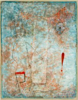 """Paul Klee """"Europa"""" 38 x 49 cm"""