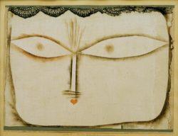 "Paul Klee ""Götzenbild für Hauskatzen"" 47 x 35 cm"
