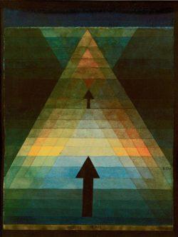 "Paul Klee ""Eros"" 25 x 33 cm"