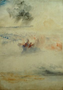 "William Turner ""Drei Wolkenstudien"" 55 x 39 cm"