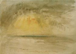 "William Turner ""Wimereux"" 24 x 34 cm"