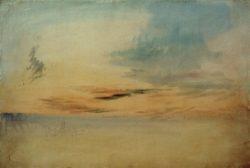 """William Turner """"Margate"""" 35 x 52 cm"""