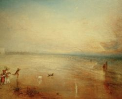 "William Turner ""Neumond"" 65 x 81 cm"