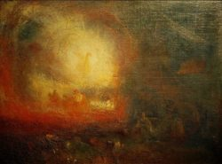 "William Turner ""Der Held der hundert Schlachten"" 91 x 121 cm"