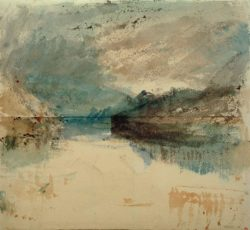 "William Turner ""Luzern"" 25 x 31 cm"