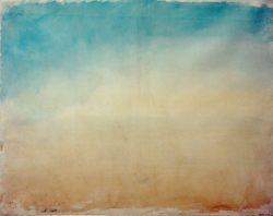 "William Turner ""Farbstudie"" 34 x 42 cm"
