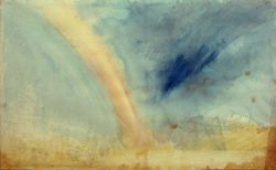 "William Turner ""Der Regenbogen"" 31 x 49 cm"