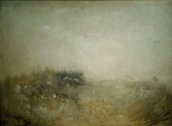 "William Turner ""Raue See"" 91 x 122 cm"