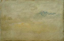 """William Turner """"Küstenszene mit Brandung"""" 30 x 46 cm"""