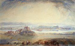 """William Turner """"Ninive"""" 13 x 21 cm"""
