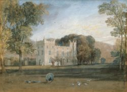 "William Turner ""Clontarf Castle"" 33 x 46 cm"
