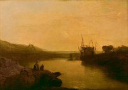 "William Turner ""Harlech Castle"" 87 x 120 cm"