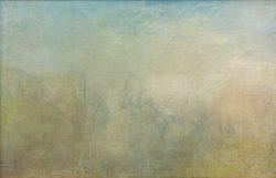 """William Turner """"Venedig mit Santa Maria della Salute"""" 62 x 93 cm"""