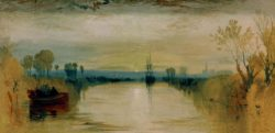 "William Turner ""Chichester Canal"" 66 x 135 cm"