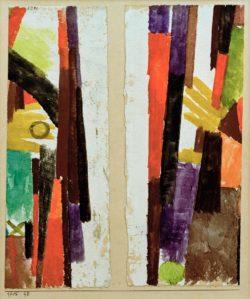 """Paul Klee """"Flügelstücke"""" 19 x 23 cm"""