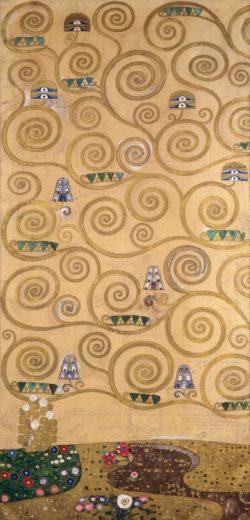 """Gustav Klimt """"Der Lebensbaum"""" 115 x 198 cm"""