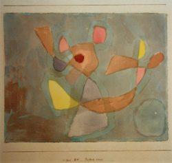"""Paul Klee """"Ballet Scene"""" 38 x 30 cm"""